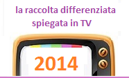 raccolta differenziata in TV